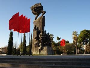 Monumento a la Independencia de Albania