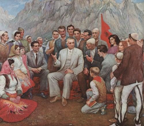 Recorrido por la Albania de Enver Hoxha
