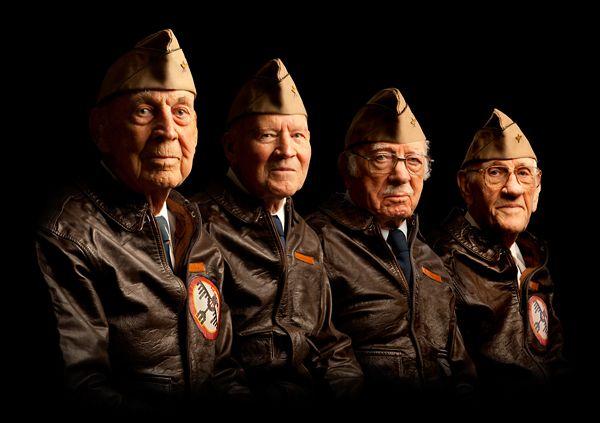 Doolittle Raid: 72 años después aún hay 4 supervivientes