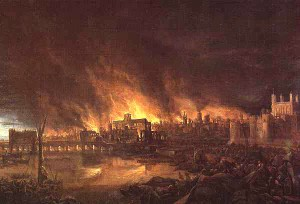 Nerón: El Incendio de Roma