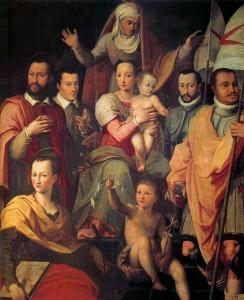 Butteri_Virgen_con_Niño_y_Santa_Ana_con_miembros_de_la_familia_Medici_como_santos_1575_Cenacolo_di_Andrea_del_Sarto_Florencia