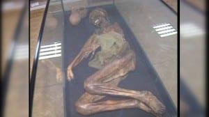 Momia de La Princesa de Ukok