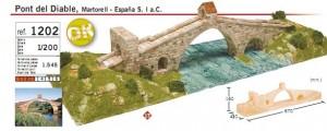 Puente romano de Martorell