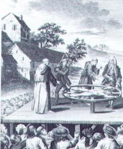 La muerte de Gaspard de Bresse