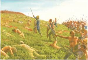 La destrucción de Crixo