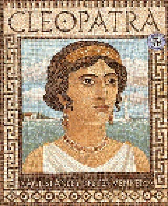 a history of the reign of cleopatra in egypt in 51 bc