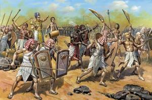 La caída de los imperios: Batalla en Egipto