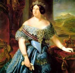 Isabell II de Borbón
