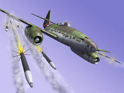 ¿Qué modelo de avión es este?