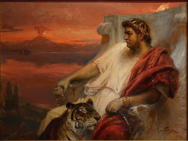 Nerón, el emperador de la lira