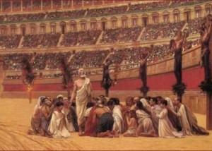Cristianos en el Circo