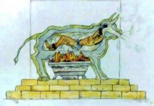 Toruras Medievales: Toro de Falaris