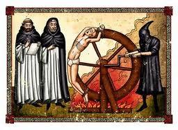 Torturas Medievales: La Rueda