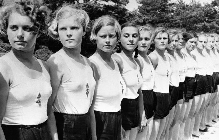 La cara femenina del nazismo