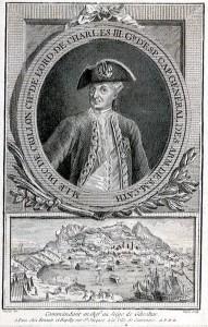 El general Duque de Crillon