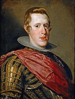 Velázquez y Felipe IV, la representación del poder real a través del arte