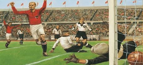 Sindelar, el futbolista que desafió al Tercer Reich