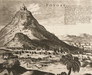 Potosí: la montaña de Plata