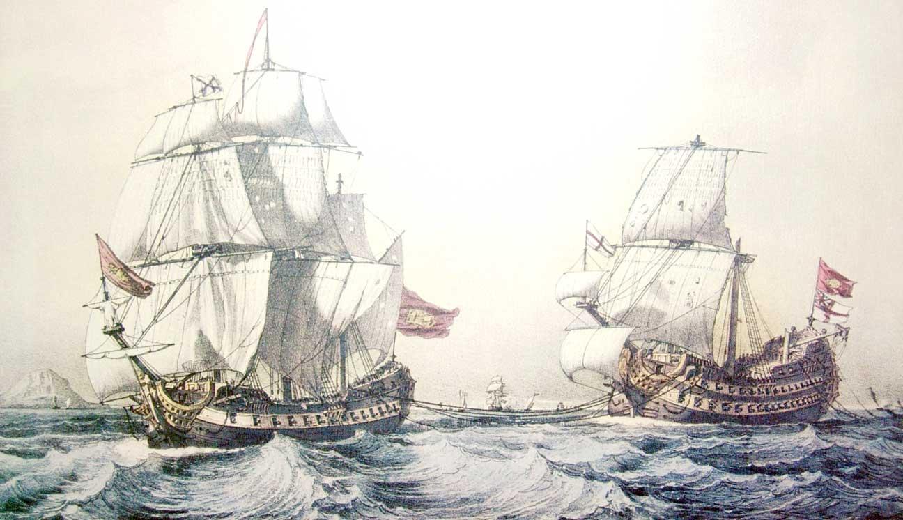 Blas de Lezo y la captura del Stanhope