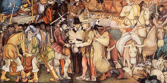 La Encomienda: Origen de la Independencia de las colonias españolas