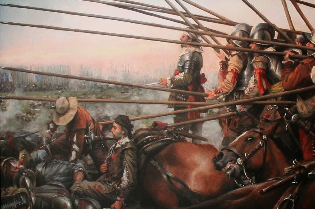 La batalla de Empel, 1585
