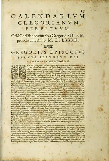 calendario gregoriano  origen espa u00f1ol