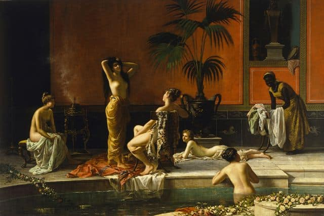 prostitutas en la antigua roma monjas prostitutas