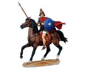 El combate cuerpo a cuerpo en las Legiones Romanas, Equites
