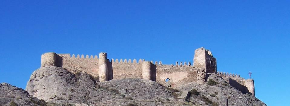 El Castillo de Clavijo en La Rioja