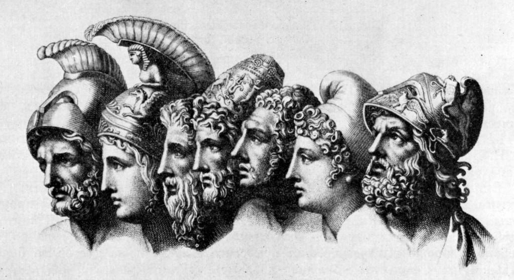 Héroes de la Ilíada