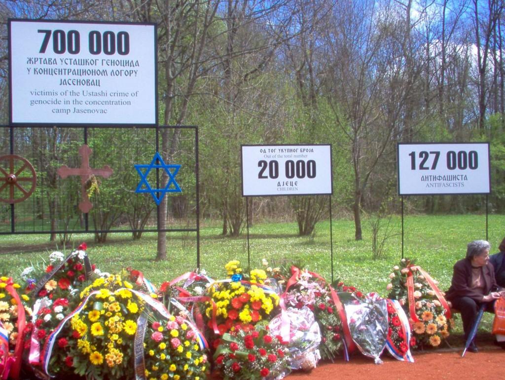 Los Ustasha, las víctimas del Campo de Concentración de Jasenovaç