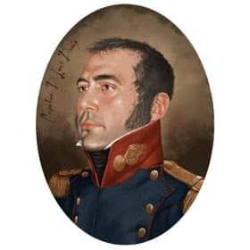 Daoíz y Velarde, Luis Daoíz
