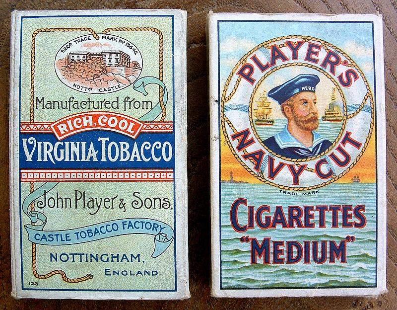 600.000 cigarillos por un oficial inglés