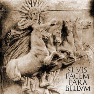 Formaciones y Tácticas del Imperio Romano, Vegecio: si quieres la paz, prepárate para la Guerra