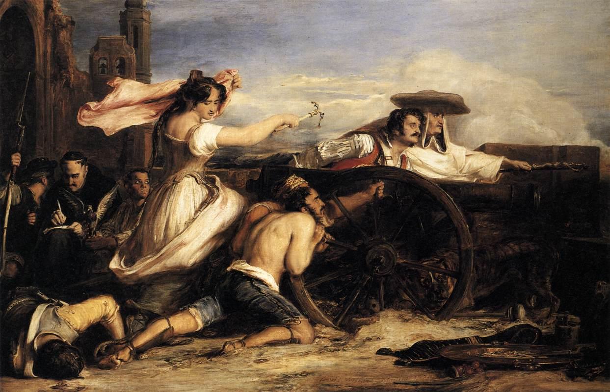 Agustina de Aragón, el símbolo de una nación