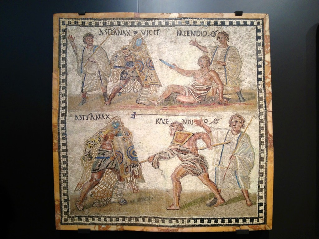 Tipos de esclavitud en la Roma Antigua