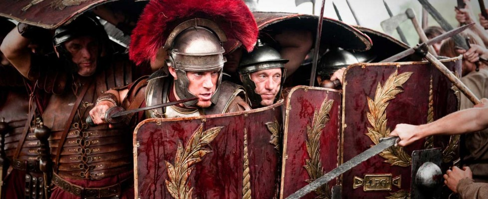 Formaciones y Tácticas del Imperio Romano