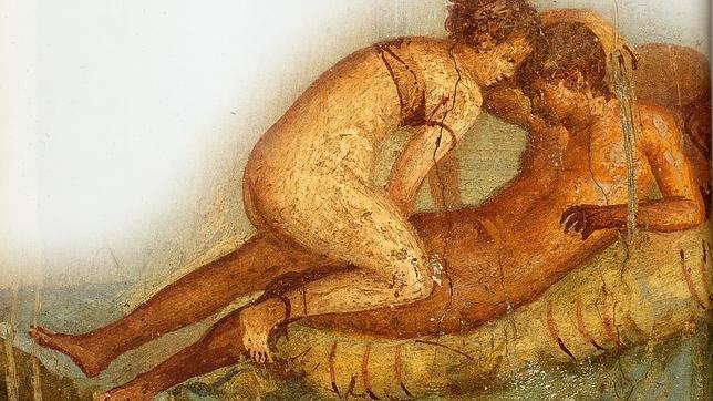 La prostitución en la Roma Antigua