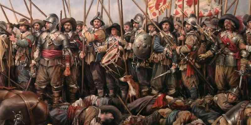Tácticas y Técnicas de los Tercios Españoles (Parte II)