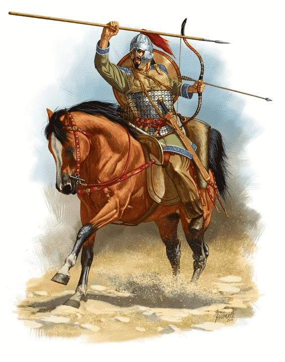 Armamento de las Legiones Romanas, Saggitari