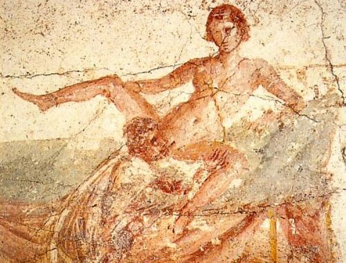 Ancient Sex Drawings 23