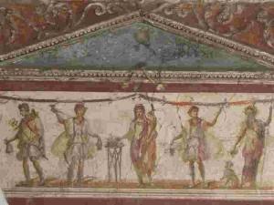 El Culto privado en Roma, Lares