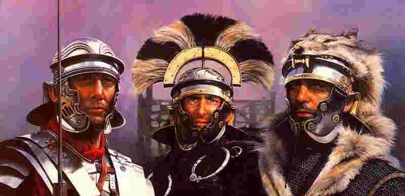 Armamento de las Legiones Romanas (Parte III): cascos y vestimentas principales
