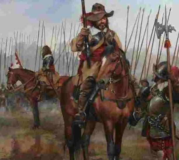 Tácticas y Técnicas de los Tercios Españoles, Caballería (Parte III)