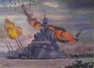 La Campaña de Okinawa, Ataque Kamikaze