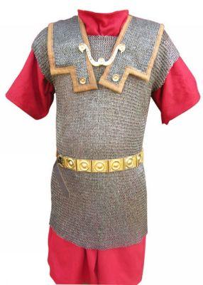 Armamento de las Legiones Romanas: escudos y armaduras, Lorica Hamata