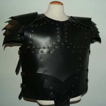 Armamento de las Legiones Romanas: escudos y armaduras, Otras armaduras