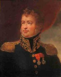 Juan Martín Díez, El Empecinado. General Sigisbert Hugo