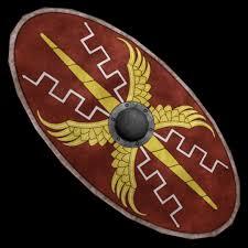 Armamento de las Legiones Romanas: escudos y armaduras, Cetratus