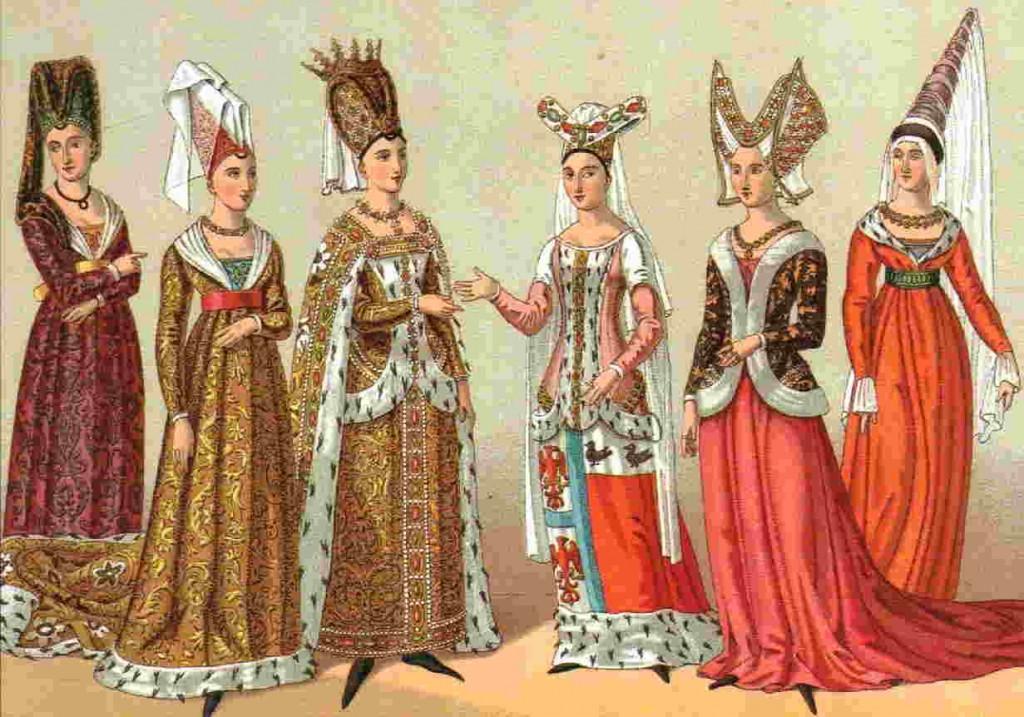Historia del vestido (Parte I)
